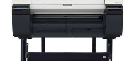 Canon introduceert Canon iPF770 L36 en de iPF670 L24 grootformaat multifunctionals