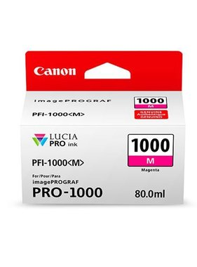 Canon PFI-1000M Magenta 80ml