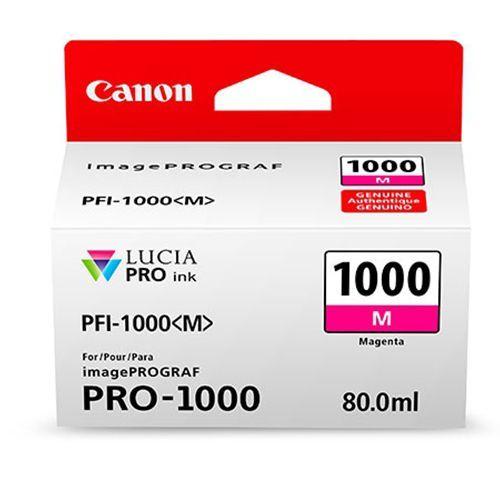 Canon PFI-1000M Magenta 80ml - 0548C001
