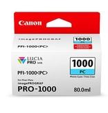 Canon PFI-1000PC Fotocyaan 80ml - 0550C001