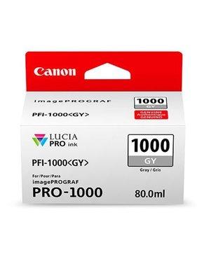 Canon PFI-1000GY Grijs 80ml