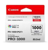 Canon PFI-1000PGY Fotogrijs 80ml - 0553C001