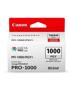 Canon PFI-1000PGY Fotogrijs 80ml