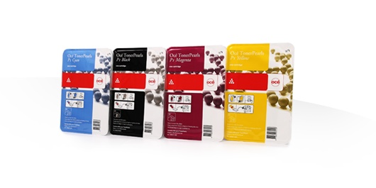 Canon MultiPack TonerPearls CW650 4x Colours