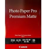 Canon Pro Premium PM-101, A3+ - 329 mm x 483 mm, 210 grs/m², 20 vel
