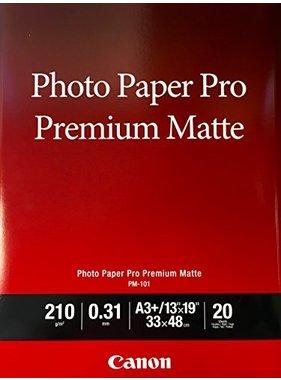 Canon Pro Premium PM-101, A3+ - 329 mmx483 mm, 2