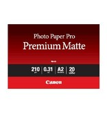 Canon Pro Premium PM-101, A2 - 420 mm x 594 mm, 210 grs/m², 20 vel