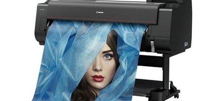 Marktintroductie Canon imagePROGRAF PRO-2000, PRO-4000, PRO-4000S, PRO-6000S