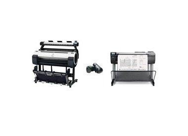 imagePROGRAF iPF770 L36 MFP versus Designjet T830 MFP