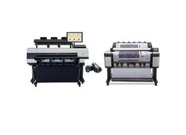 imagePROGRAF iPF840 MFP versus Designjet T3500 eMFP