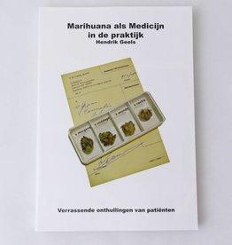 Marihuana als medicijn in de praktijk (boek)