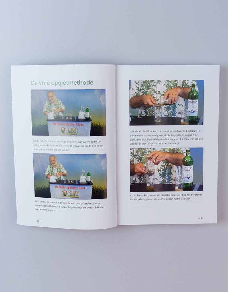 Mediwiet  Helende hennep (boek) Uitgave 2018