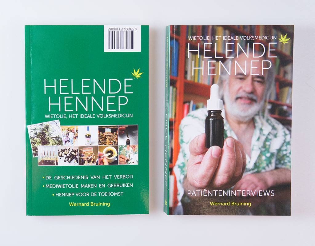 Helende hennep (boek) Uitgave 2018