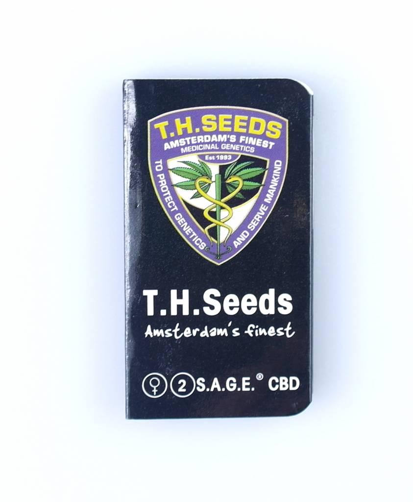 T.H.Seeds S.A.G.E. CBD (2 zaden)