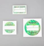 Mediwiet  10 Stickers voor lege flesjes of potjes