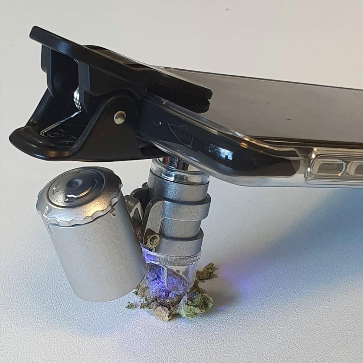 Trichoscope Smartphone