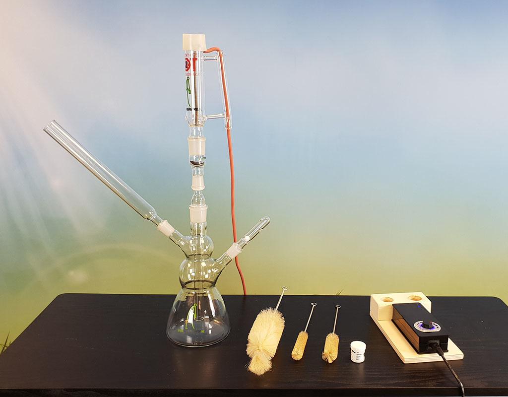 De Verdamper Small+terugslag ventiel