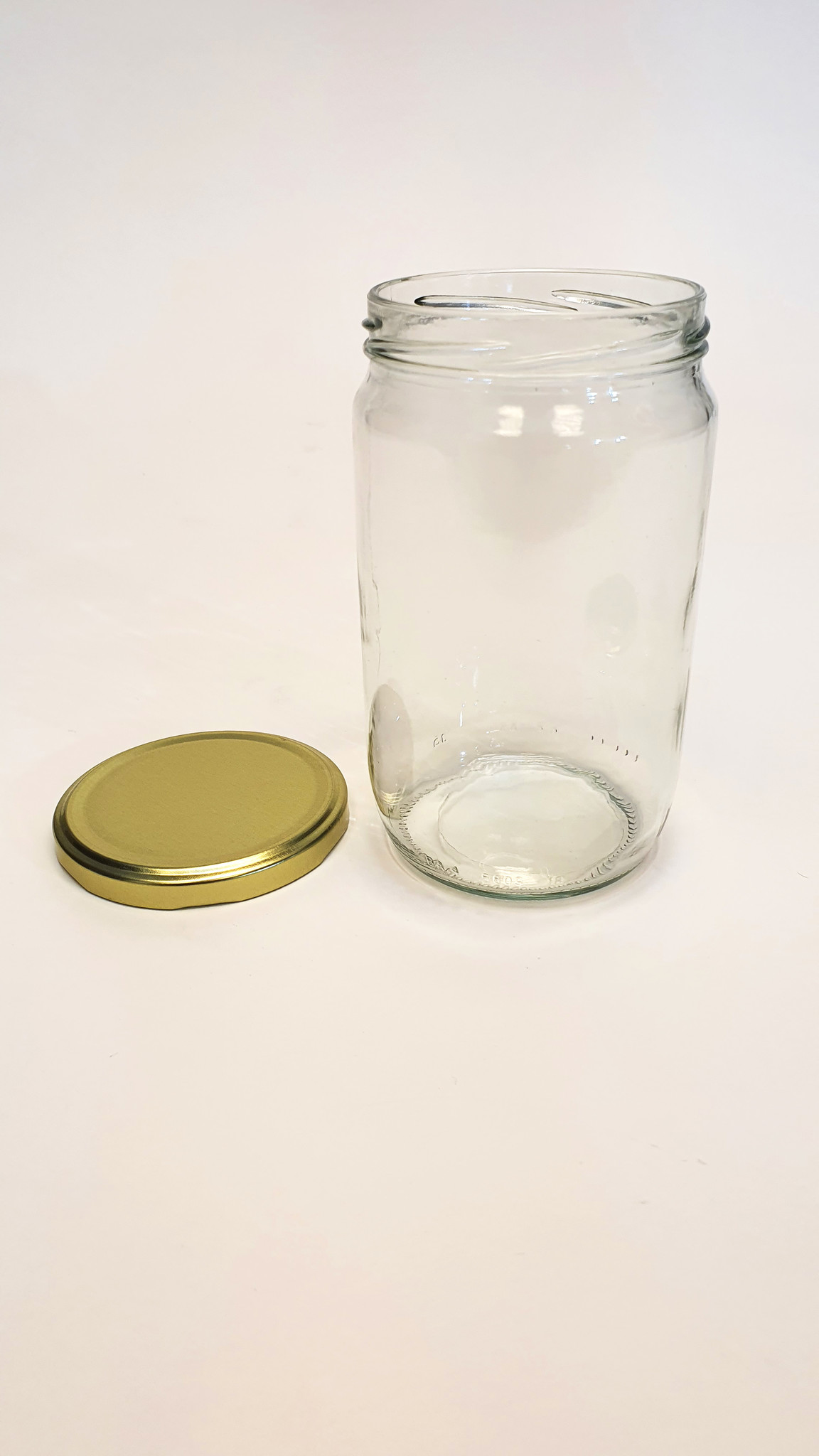 Glazen pot (720ml)