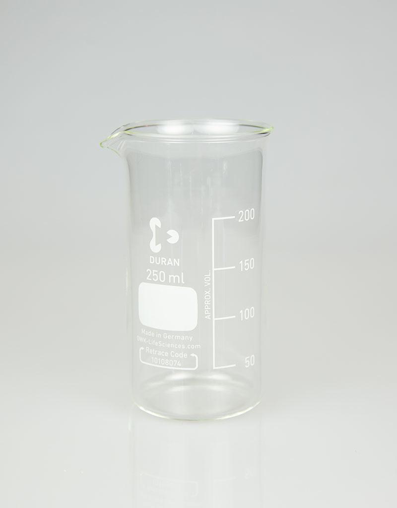 Verdampingsglas (250ml)