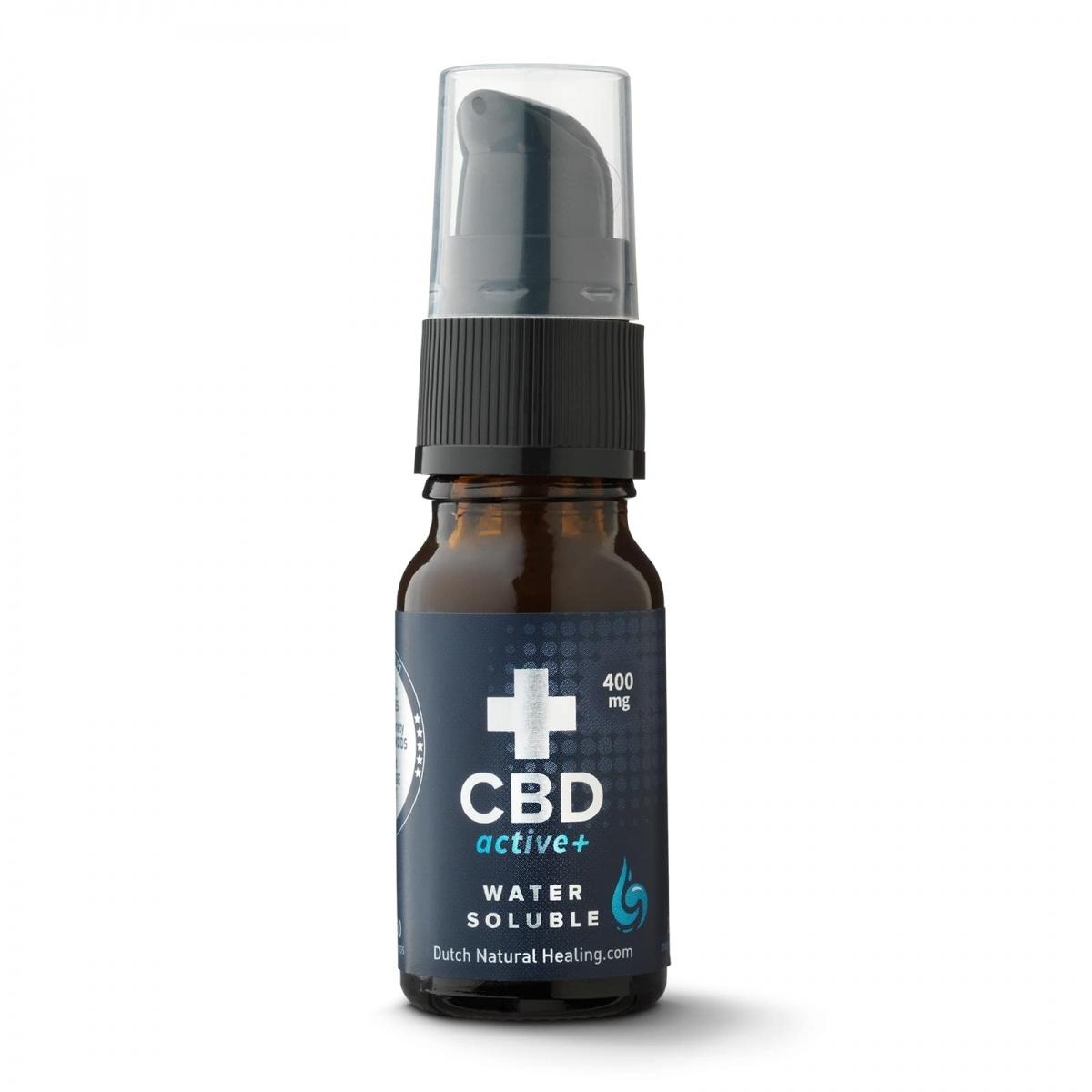 Dutch Natural Healing CBDActive+ 4%