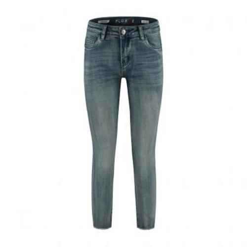 Florez Charmeur straight jeans blue