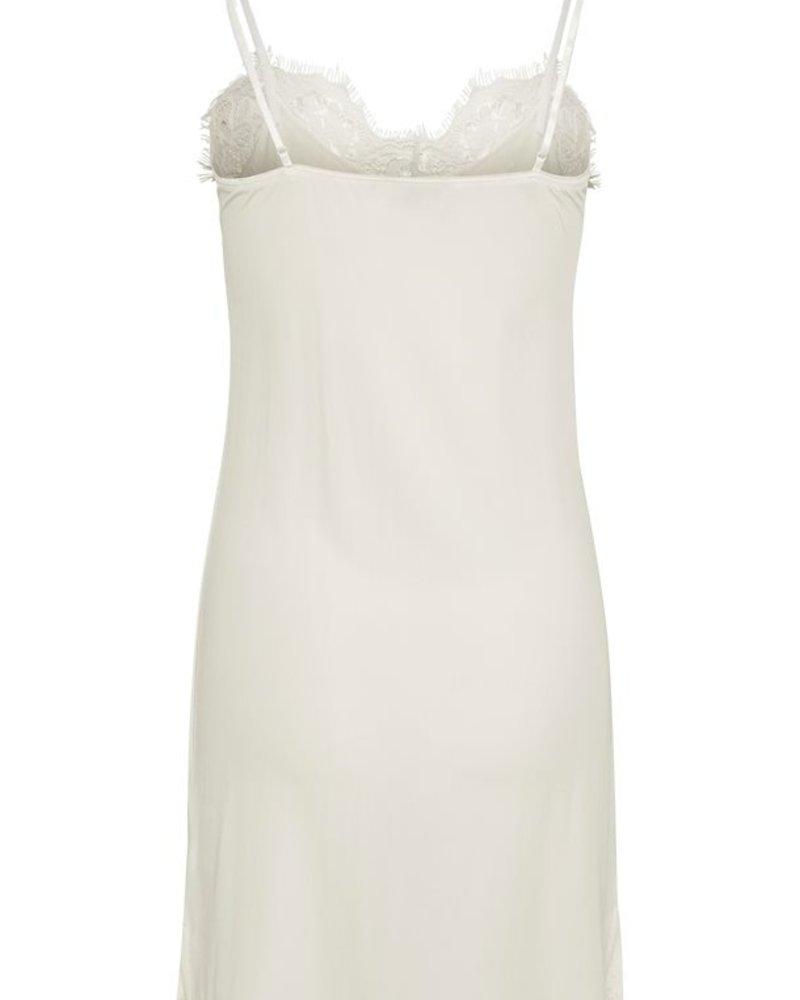 SOAKED in luxury  Clara Strapdress Black / White