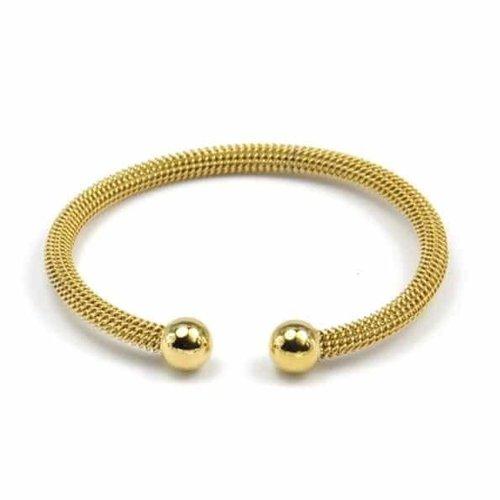 ZAG Bijoux Armband Mykonos Chique - Goud