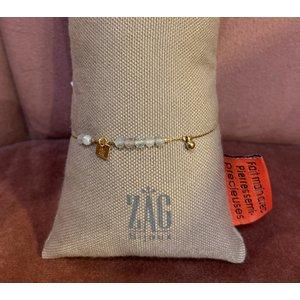 ZAG Bijoux Subtiele armband goud