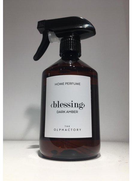 Olphactory Home perfume Dark Amber <blessing>
