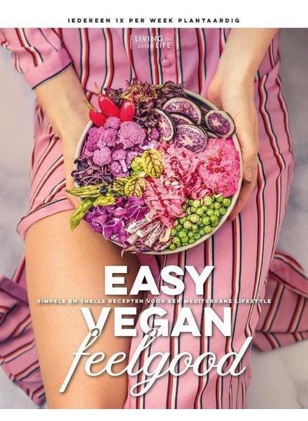books Easy vegan feelgood