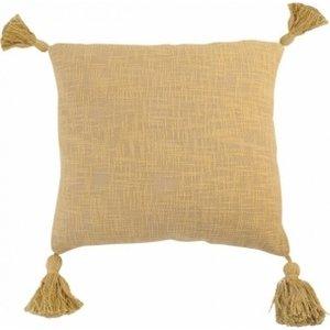 Go round Kussen Slub Wheat