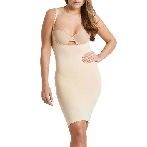 NOMI WYOB dress - nude