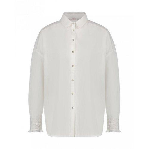 Aaiko Cyanna Co blouse - les blancs