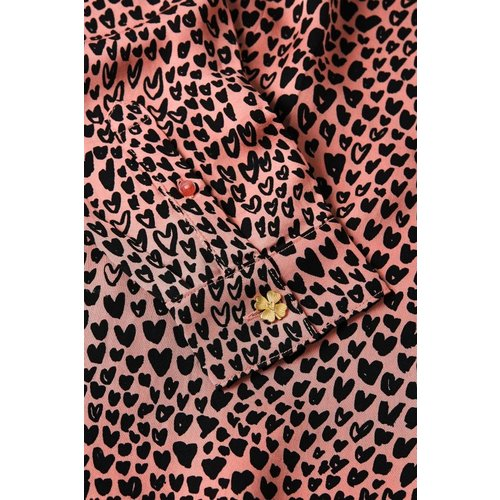 Fabienne Chapot Blouse lovely love pink