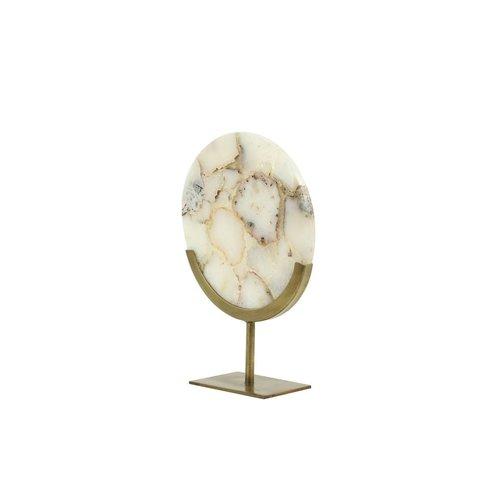 Light & Living Ornament Gouya 25x11x35 - Bron