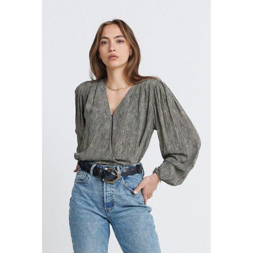 Spooq the label Rosie stripe blouse