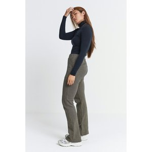 Spooq the label Izzy jacquard pants