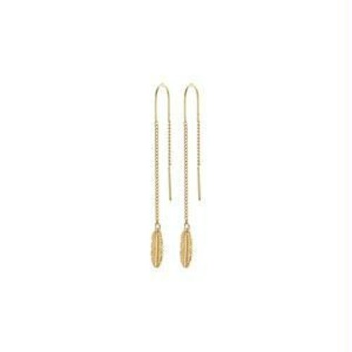 Pilgrim Nina earrings - gold
