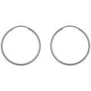 Pilgrim Sanne earrings - silver