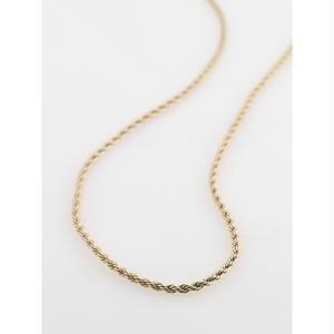 Pilgrim Pam necklace - gold
