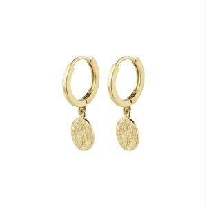 Pillgrim Nomad earrings - gold
