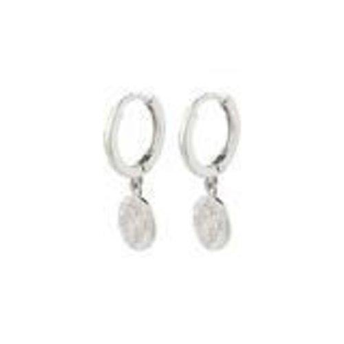 Pilgrim Nomad earrings - silver