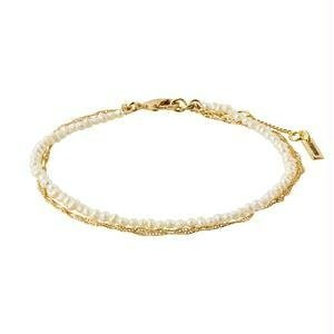 Pillgrim Native beauty pearl bracelet