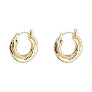 Pillgrim Jemina earrings - gold