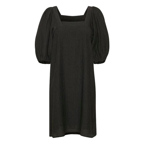 Soaked in Luxery SO Tautou Dress Black