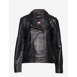 SOAKED in luxury  SO Maeve Leather Jacket