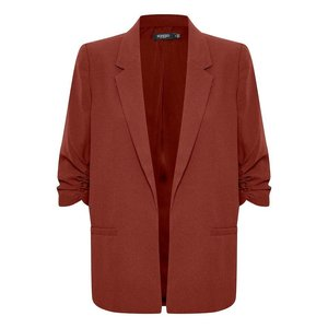 SOAKED in luxury  Shirley blazer - cherry
