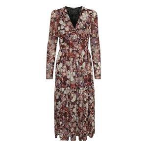 SOAKED in luxury  Aldora dress - brown