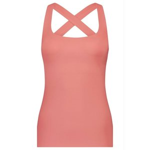 House of Gravity Crossover Tank Top with Bra