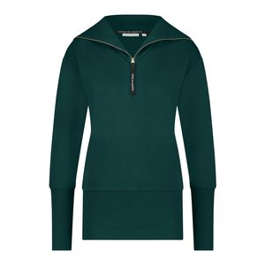 House of Gravity Turtle neck sweater green